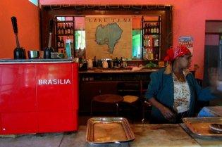 Café de Gorgora et carte du lac Tana - Seb 2010
