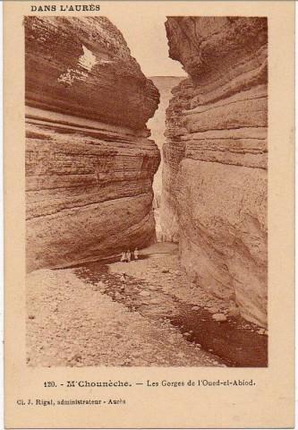 Canyon de Baniane