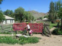 Tapis kirghizes
