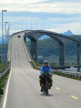 Les ponts... mauvais souvenir pour Ariane !