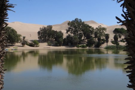 Le lac central