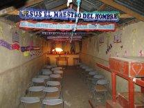 Chapelle de Negro Mayo