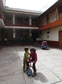 Hotel Zegarra de Chalhuanca
