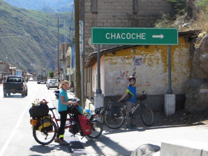 "Le village des ""chacoches"" !"