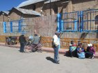 Huancané : discussions autour des vélos