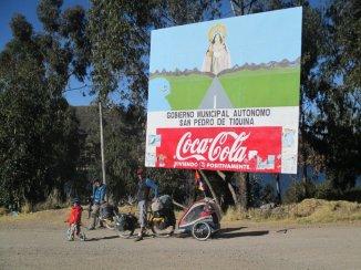 Coca-cola soutient la Vierge Marie... ou l'inverse