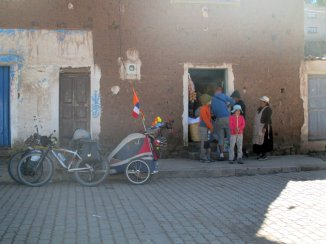 Petite boutique de Tiquina