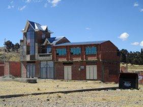 Constructions avant El Alto