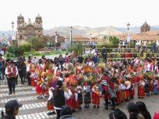 Semaine de festivités avant l'Inti Raymi