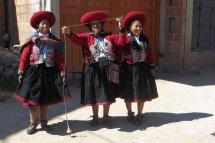 Femmes de Chinchero