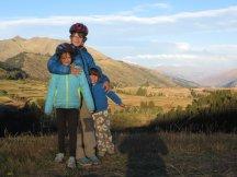 Dernier col, avant la descente sur Cusco
