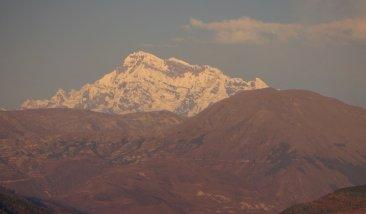 Le tour de l'Ausangate, visible depuis Cusco, objectif des prochains jours !