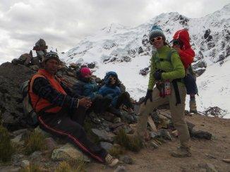 Col de Jampa à 5050 m