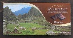 Du chocolat Mont-Blanc avec photo du Machu Pichu !
