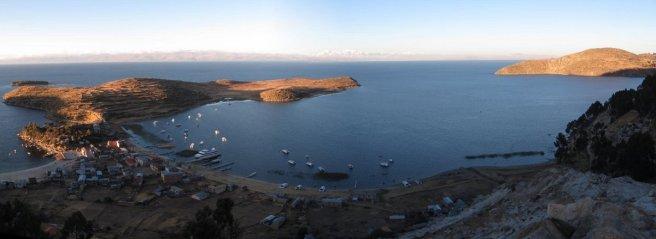 Chall'pampa, Isla del Sol