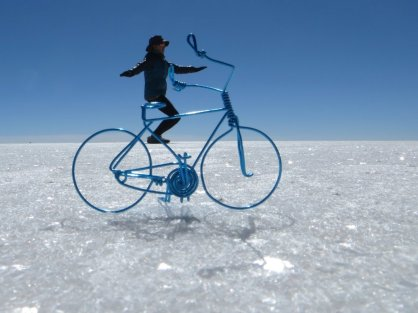 Monocycle ?
