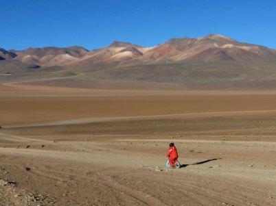 Départ d'El Desierto