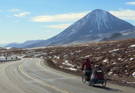 45 km de descente sur San Pedro de Atacama