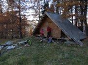 Cabane pastorale de Laverq