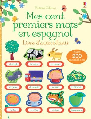 premiers-cent-mots-espagnol
