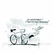 Dessins humour tsaga - Dessin cycliste humoristique ...