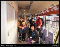 Grande Traversée du Jura à ski