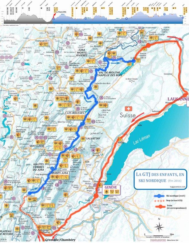 Carte de notre parcours (Seb)