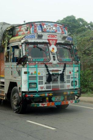 Premiers beaux camions