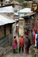 Dans les rues de Kalpa