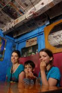 Dans un Dhaba de Kalpa