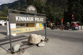 Poste de police contrôlant la Spiti (Akpa)