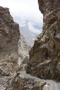 Avant le pont de Khab