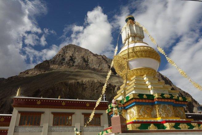 Le nouveau monastère de Tabo