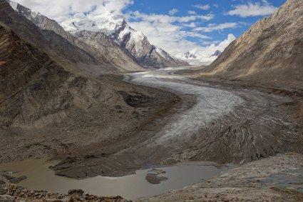Le glacier de Darang-Durung