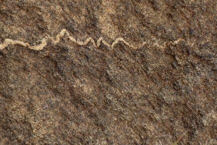 Les roches dessinent la chaîne de l'Himalaya ?