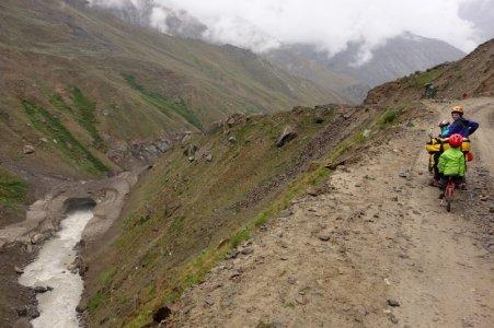 Avalanche géante