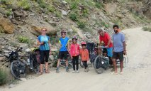 Rencontre de cyclo : Camille, de Lumbin