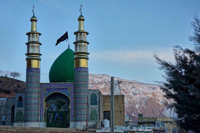 Mosquée de Sisakht