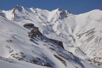 Sommet du Kal-e Assad-Khani (4140 m)