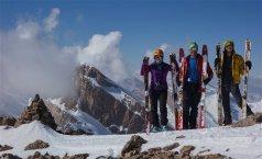 Sommet du Gash Mastan (4410 m)