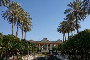 Palais Qadjar (jardin de l'Orangerie)