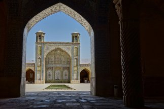 Shiraz, mosquée de Vakil