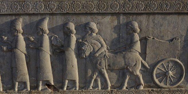 Shiraz - Pesépolis