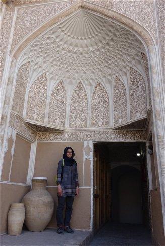 La superbe demeure du musée de l'Eau