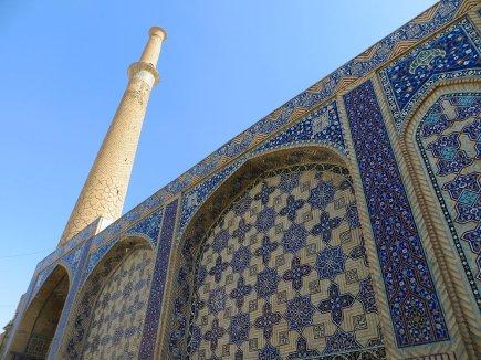 Minaret d'Ali, qui guidait les voyageurs, à l'instar d'un phare