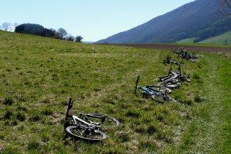 Mais où sont passés les petits cyclistes ?!