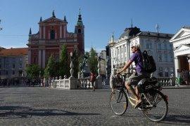 Des vélos partout dans la capitale