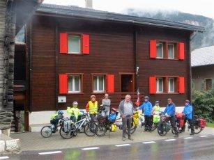 Après l'accident de Cassandre et Adélie, chez les Motsch et leur incroyable accueil !