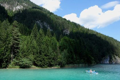 Lac de Weissensee