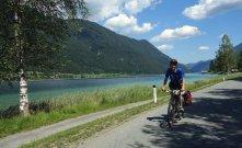 Rive Sud du lac de Weissensee